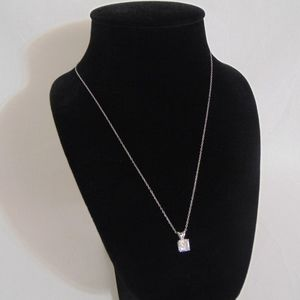 Giani Bernini  SS  Cubic Zirconia Necklace